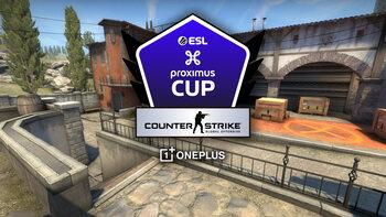 Speeldag 1 van ESL Proximus Cup op CSGO is kolfje naar de hand van Sector One