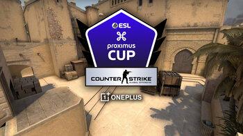 Journée 3 de l'ESL Proximus Cup sur CS:GO