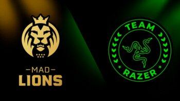 MAD Lions voegt zich bij Team Razer
