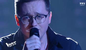 Antoine Delie, un Belge aux portes de la finale de The Voice France