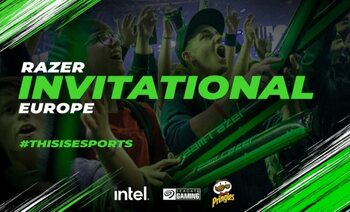 Razer vervolgt e-sports-wereldtournee met Razer Invitational - Europe