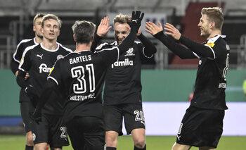 Le Holstein Kiel peut-il créer un nouvel exploit contre Dortmund en Coupe d'Allemagne?