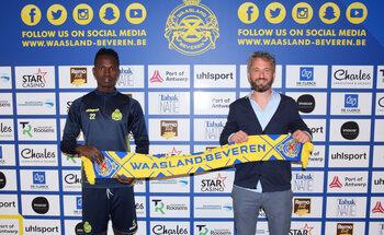 Ex-speler Marco Né helpt Waasland-Beveren aan nieuwe centrumverdediger