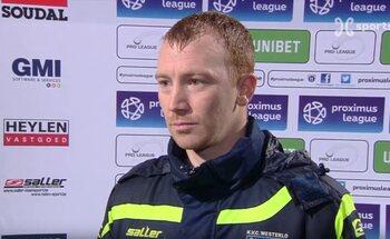 """Peeters dropt Brüls meteen in de Westelse basis: """"Dit was een complete verrassing voor mij"""""""