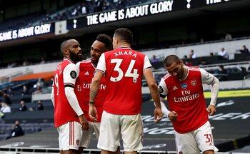Vecht Arsenal zich alsnog naar Europees voetbal volgend seizoen?
