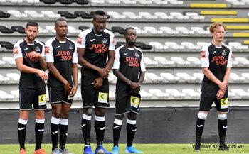 Tulio opent meteen zijn rekening bij Roeselare; vijf testers sparren mee tegen Reading