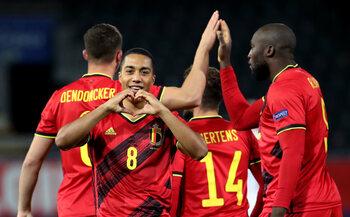 Une année 2020 riche en émotions pour le football belge