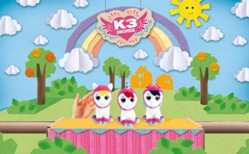 K3 Dromen, een nieuwe serie voor de allerkleinsten