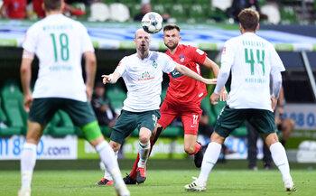 Le Werder Bremen joue ce lundi soir un match à 50 millions d'euros