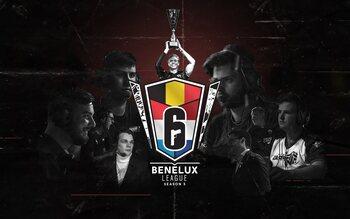 Rainbow Six Benelux League : à mi-saison le top 4 se précise