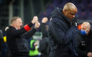 Vincent Kompany est-il encore l'homme de la situation à Anderlecht ?