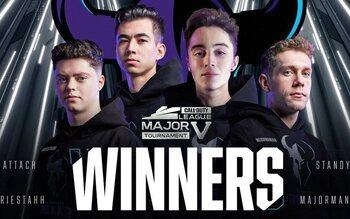 Minnesota RØKKR wint de laatste major van de Call of Duty League