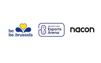 De Be.Brussels Midi Station Esports Arena doet zijn intrede