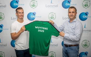 Lommel frappe un grand coup sur le marché des transferts et rapatrie Wuytens en Belgique