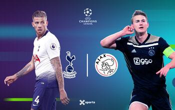 Ligue des champions : Tottenham - Ajax, la fougue au pouvoir