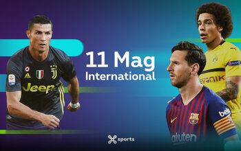 Les résumés des plus grandes compétitions européennes dans notre nouveau magazine !