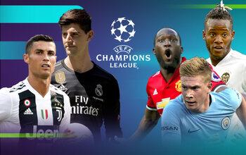 Ligue des champions : le retour de CR7 à Manchester United !
