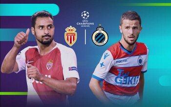 Ligue des champions : Monaco - Club Bruges, cap sur la 3ème place