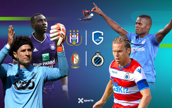 Wie wordt kampioen in de Jupiler Pro League?