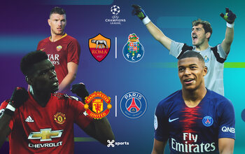 1/8ème de finale de la Ligue des champions : choc Manchester United - PSG !