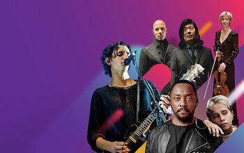 Gagnez vos places pour Tamino, The Breeders, Sigrid, Rumba Lumumba, le Hagen Quartett et bien plus encore ce mois-ci!