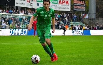 Hendrickx signe au Lierse pour son retour en D1B