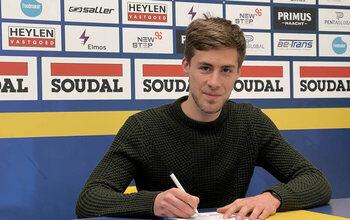 Rubin Seigers signe son retour en D1B