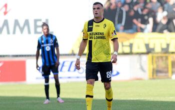 Sava Petrov (Lierse K. & KVC Westerlo) a trouvé un nouveau club