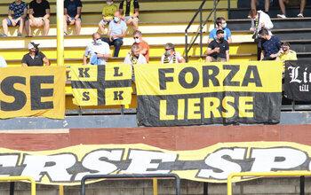 Le Lierse K. donne un contrat pro à Maxime Limbombe; l'ailier devient le septième Espoir du club à rejoindre le noyau A
