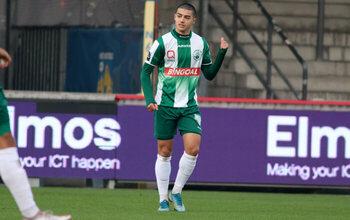 Anass Zaroury est transféré à Charleroi (mais reste à Lommel)