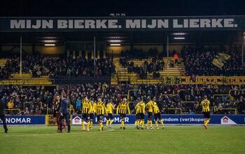 Le Lierse Kempenzonen défend aujourd'hui en premier son dossier pour la licence 1B ; les autres équipes suivent dans les prochains jours