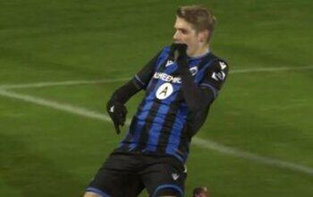 Mathis Servais, deuxième plus jeune joueur de l'histoire en Europa League?