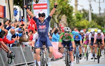 Nouvelle victoire pour Jasper Philipsen au Tour de Turquie