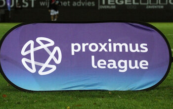 Vijf Proximus League-teams ontvangen Pro League+ label