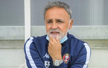 Emilio Ferrera n'était pas sur le banc au RFC Seraing