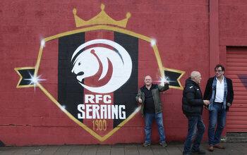 Le RFC Seraing, premier club de D1B rassuré pour sa licence