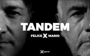 Tandem: de perfecte samenwerking tussen Felice Mazzu en Mario Notaro