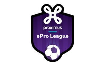 Lancement de la 2e saison de la Proximus ePro League !