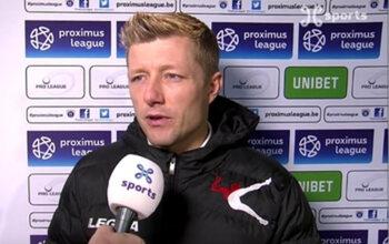 """Van Imschoot (Lommel) erkent """"ongeziene klik in het voetbal"""", Bracconi (Tubize) mist Henry"""