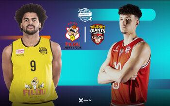 Wie pakt de titel in de Euromillions Basketball League?