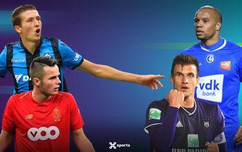 Super Sunday explosif avec Bruges - Gand et Standard - Anderlecht sur Proximus TV !