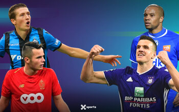 Super Sunday in de Jupiler Pro League: Club Brugge - Gent en Standard - Anderlecht
