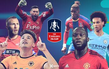FA Cup : les deux Manchester et une flopée de Belges ce week-end sur Proximus TV !