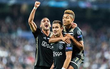 Achtste finales UEFA Champions League: Bekijk de doelpunten van de eerste terugwedstrijden