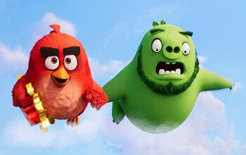 Bekijk 'The Angry Birds Movie 2' in de Op aanvraag-catalogus van Proximus Pickx