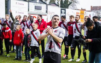 Bova fait ses adieux aux supporters du RWDM et retourne dans son ancien club