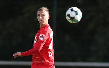Joachim Carcela-Gonzalez passe du Standard à Mouscron