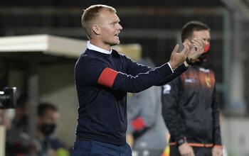 Lommel: Wuytens enfin 'fit', Manning pas sûr de sa charnière centrale