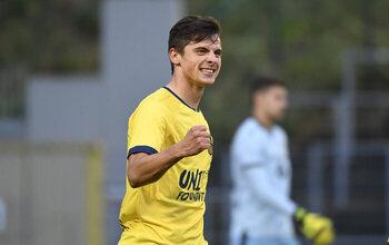 Le but de Vanzeir, copie conforme d'un goal de l'AC Milan