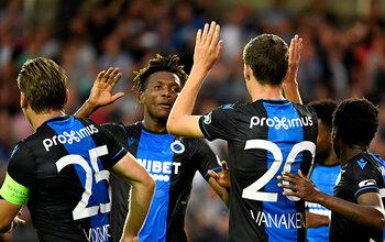 Kan Club Brugge zich plaatsen voor de play-offs van de UEFA Champions League?